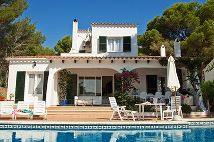 Holiday homes in the spanish region of Catalonia
