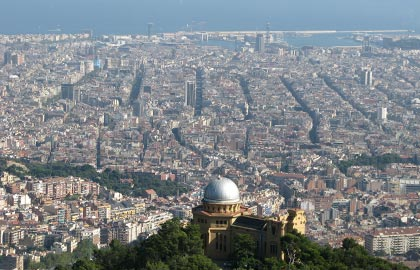 discover the Catalan capitals of province. Barcelona tourist information.
