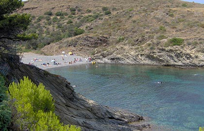 Coves of Catalunya. The best Catalan beaches.