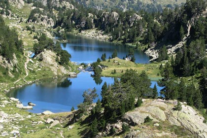 Discover the natural wealth of Catalunya. Best Catalan natural parks.