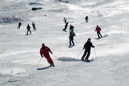 Active tourism in Catalonia. The best Catalan ski resorts.