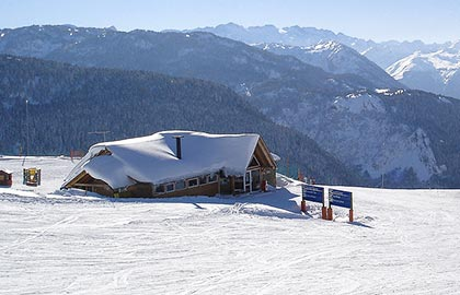 Which the best skiing stations Catalonia Information Baqueira Baret ski resort